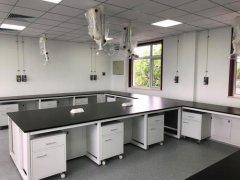 实验室建设的中央台双面通风柜性能要求